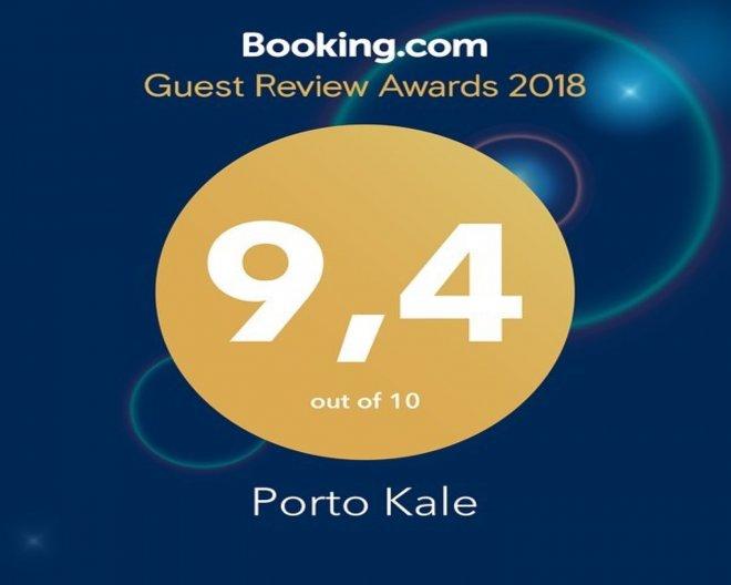 Porto Kale 2018 Booking award
