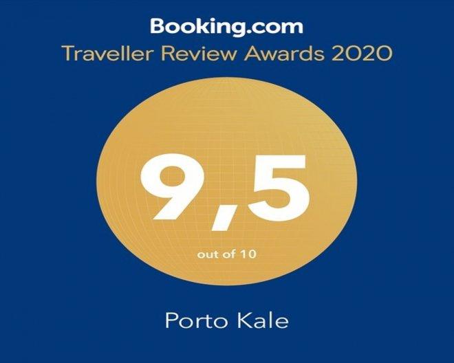 Porto Kale 2020 Booking award